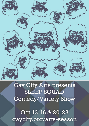 Gay City Arts presents