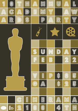 10th Annual Academy Awards Party